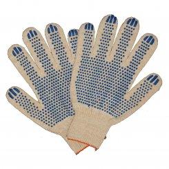 Перчатки трикотажные 5-ти нитка с ПВХ напылением